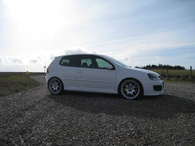 My Candy White Edition 30 No 2168 Page 1 Members Rides Mk5 Golf Gti