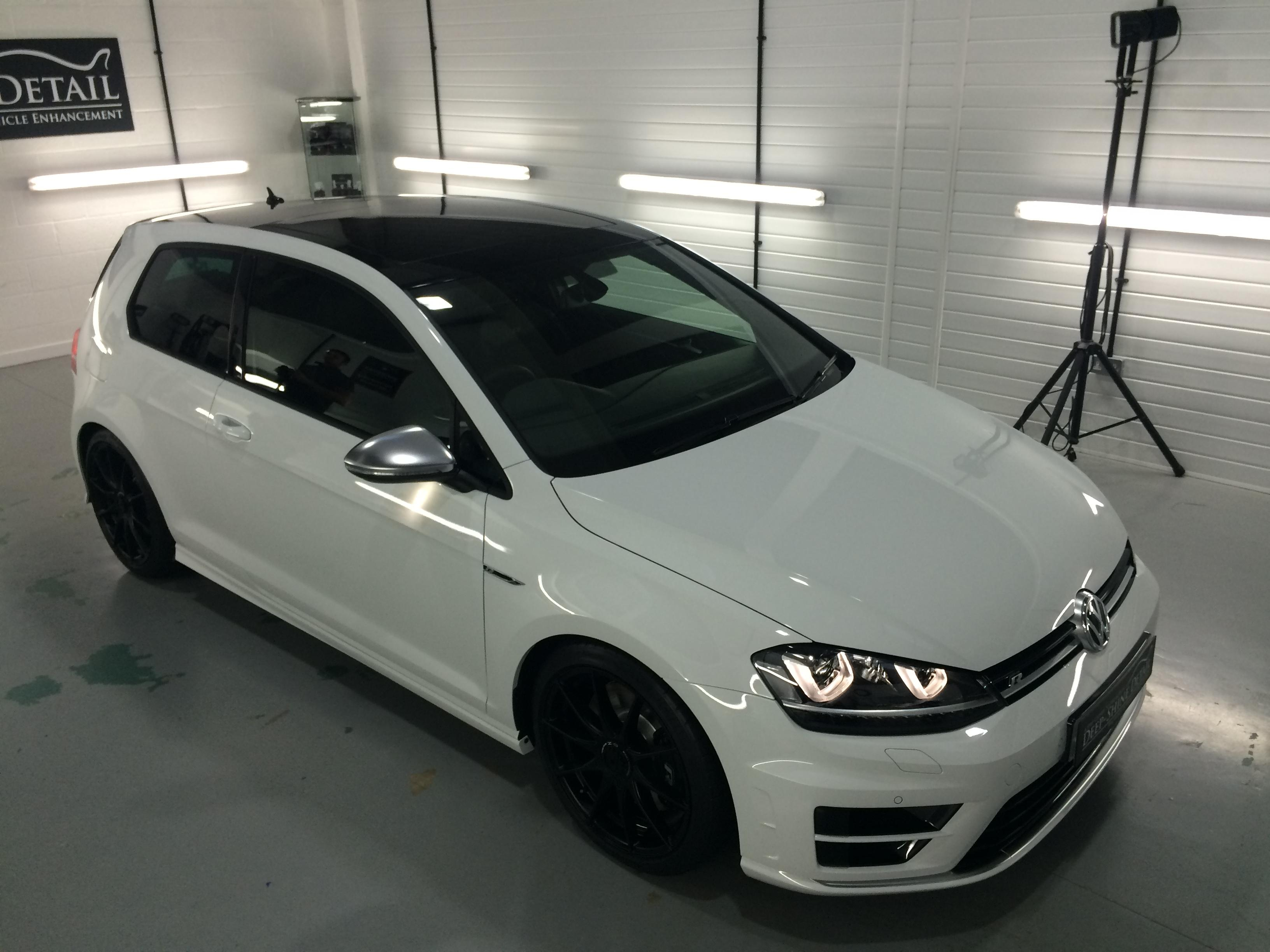 New 7r To Replace The Mk6gti Page 1 Mk7 Members Rides