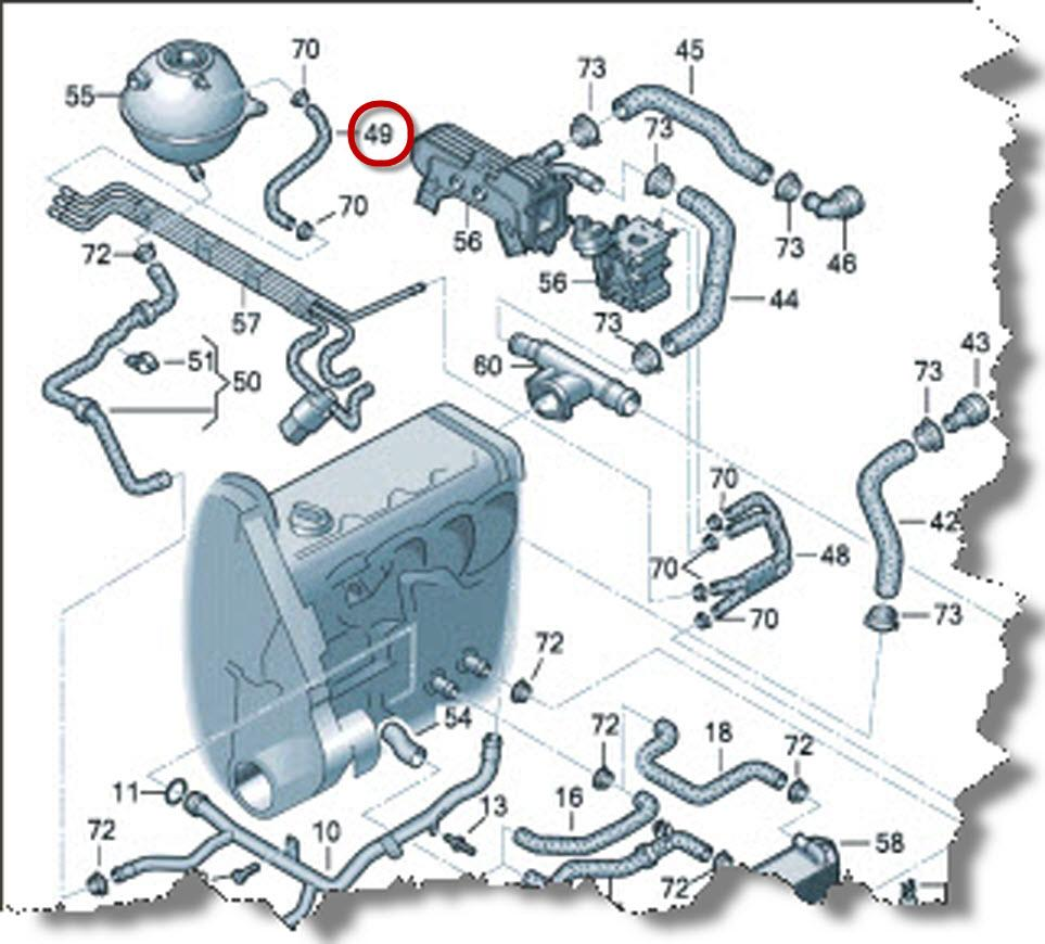 Audi A 3 2010 >> How To: EGR Valve / EGR Cooler Delete Mk5 TDI (BKD / BMN) - page 1 - How to Guides ...