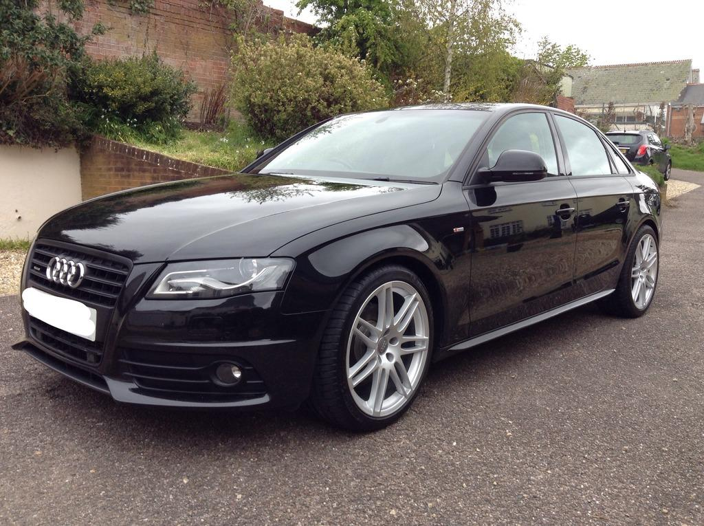 audi a4 b8 cr170 s line quattro saloon huge spec reduced. Black Bedroom Furniture Sets. Home Design Ideas