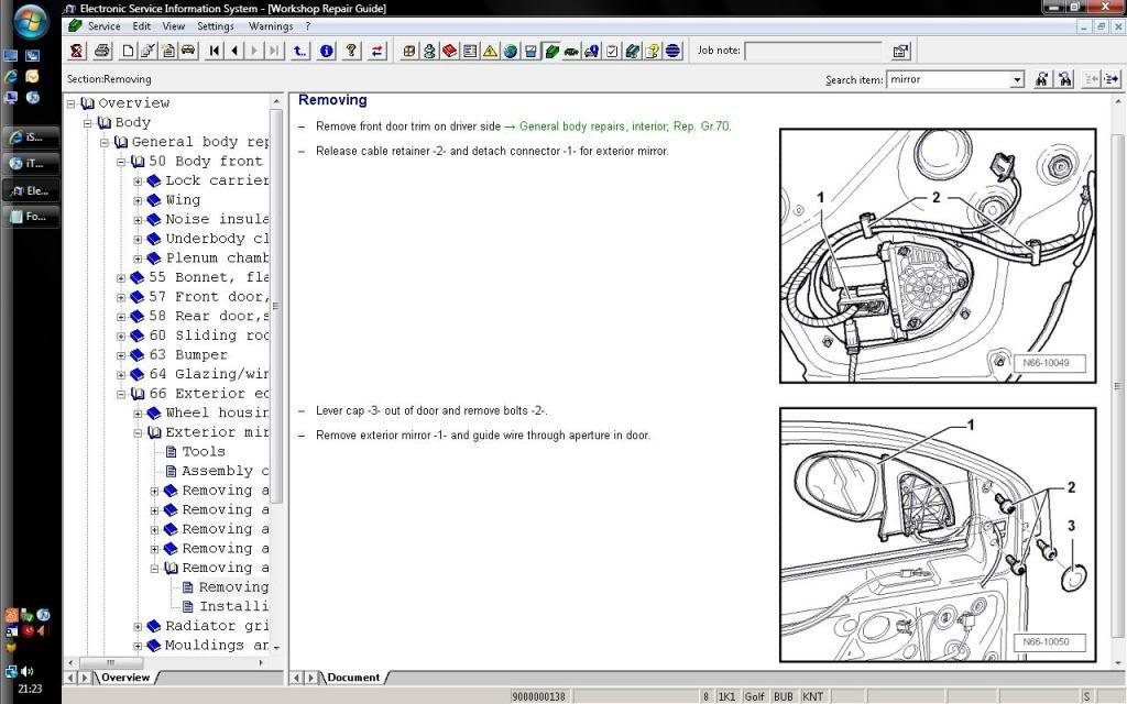 retrofit electric folding mirrors  - page 5