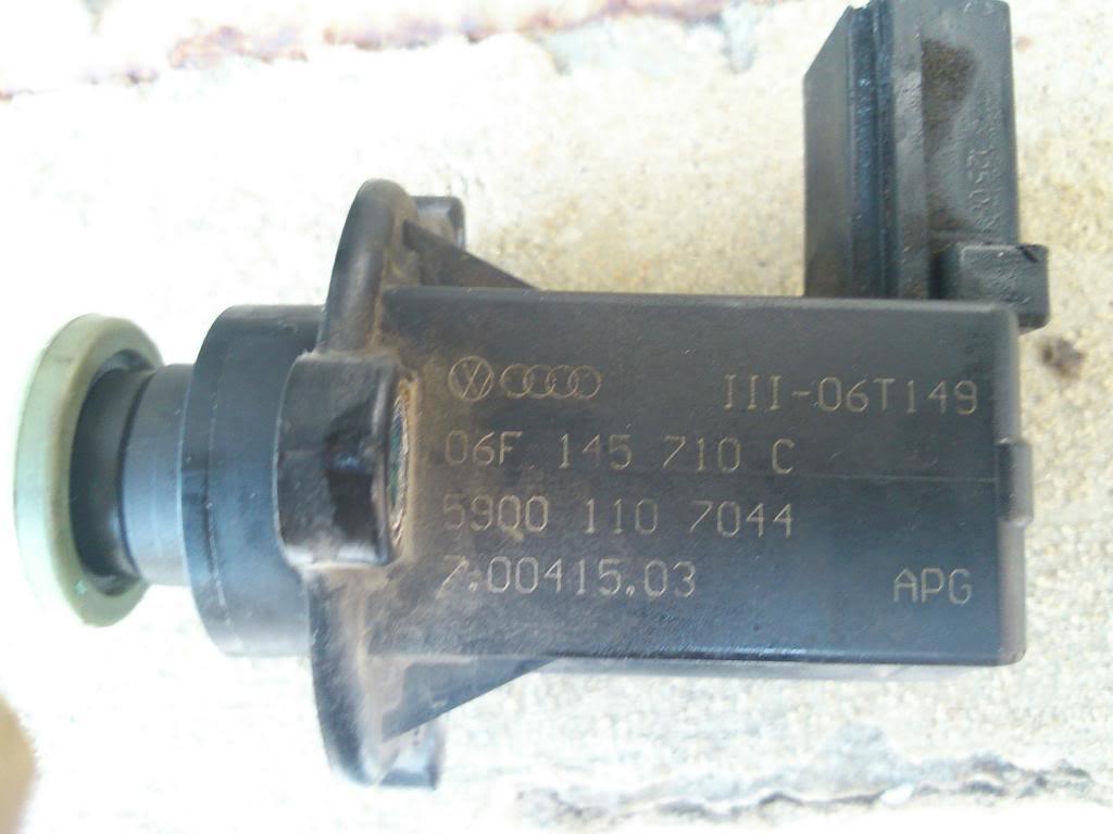N249 valve symptoms | Failing turbo?  2019-05-13