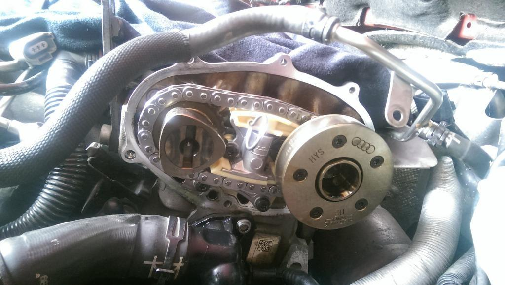 Cam Chain Tensioner Snapped On Edition 30 Mk5 General
