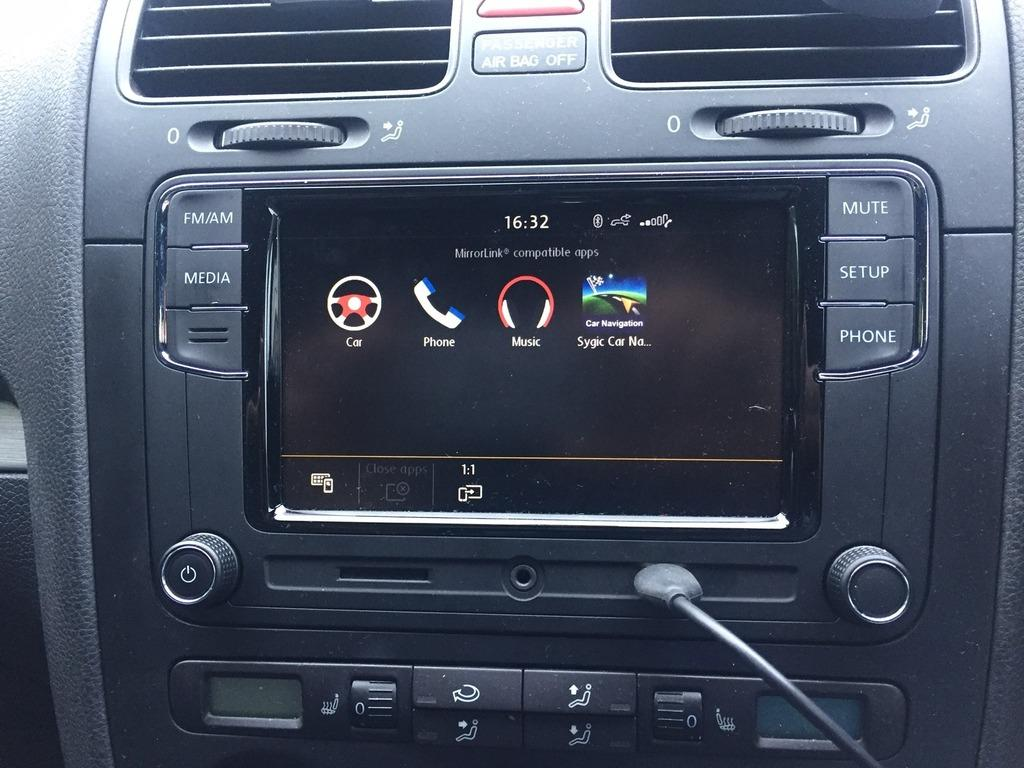 RCD330 with apple car play - page 1 - Sat Nav and Car Audio