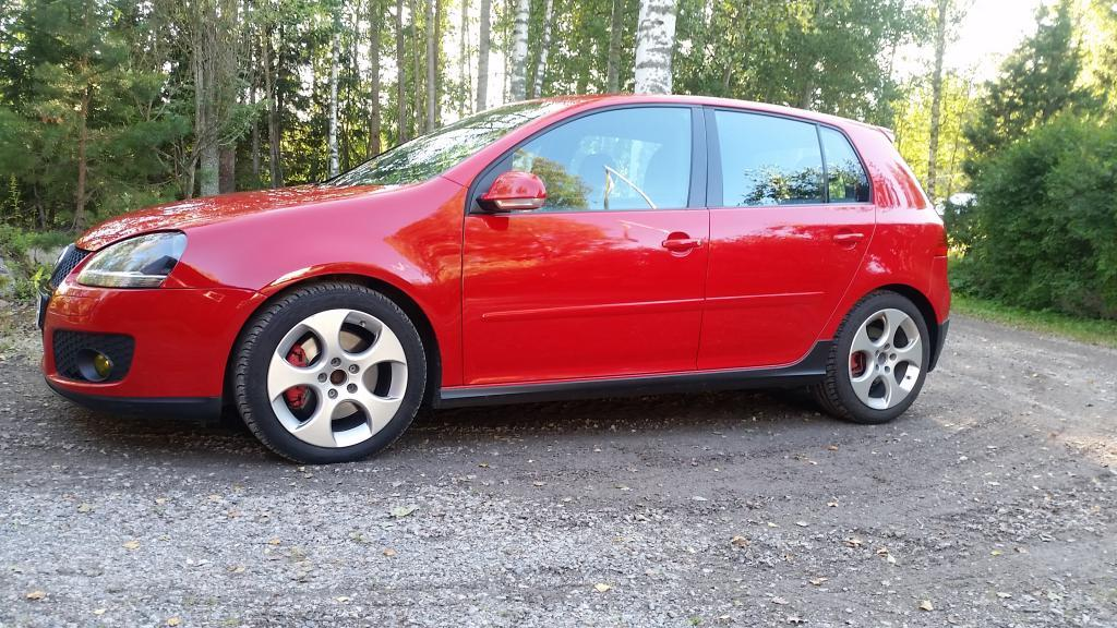 The Golf From Finland // K9 - Members Rides - MK5 Golf GTI
