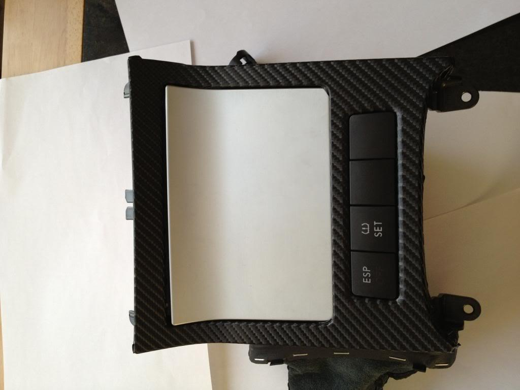 Full Interior Carbon Fibre Wrap in new 4D Wrap - page 1
