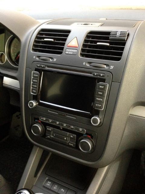 Mk6 climate control panel into a mk5? - Cosmetic/Interior