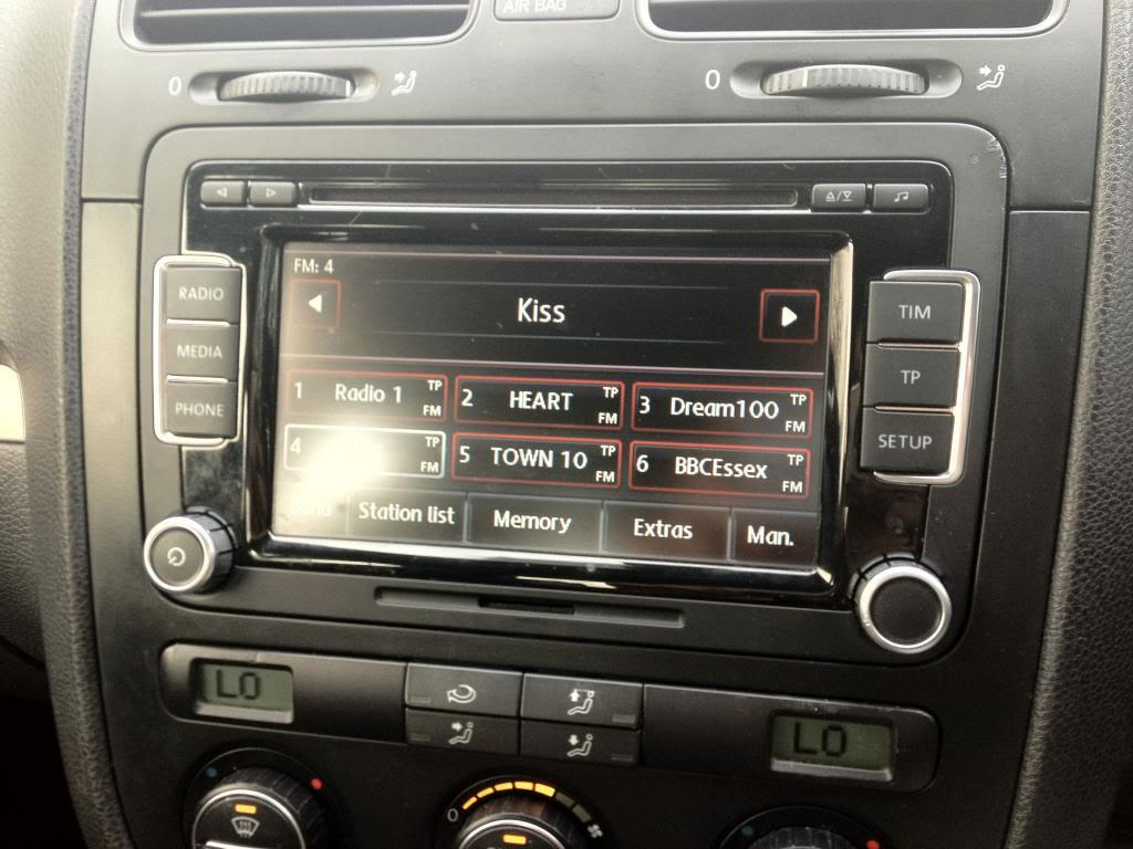 RCD510 and retrofit aux in - page 1 - Sat Nav and Car Audio - MK5