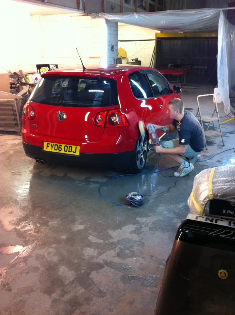 Lowered Mk Gti Car Wash