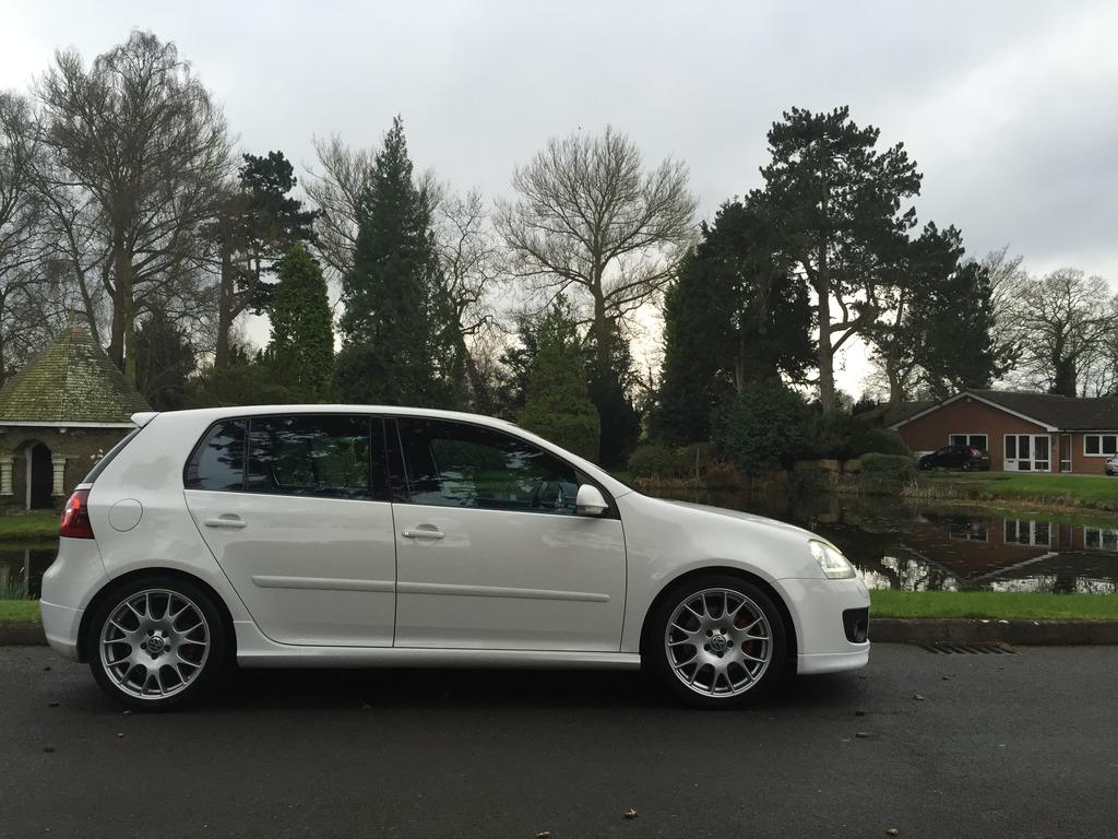2007 candy white mk5 golf gti 5 door dsg ed30 replica page 1 cars for sale mk5 golf gti. Black Bedroom Furniture Sets. Home Design Ideas