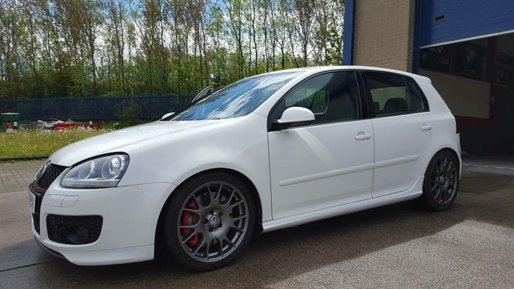 Leericho Candy White Edition 30 Members Rides Mk5 Golf Gti