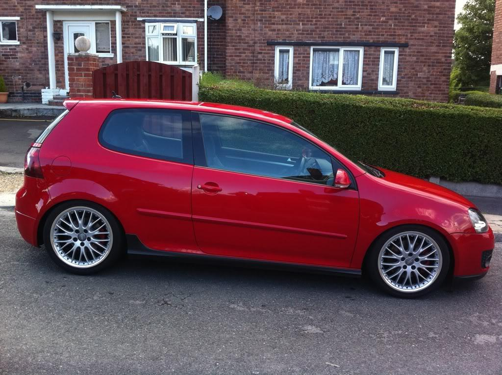 Golf Mk5 On Ap Coilovers Pictures Please Mk5 General Area Mk5 Golf Gti
