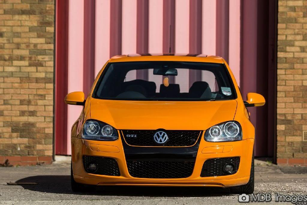 The Fahrenheit Gti Uk Edition Cars For Sale Mk5 Golf Gti